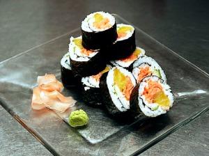 Maki sushi, Restaurant La Casa